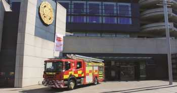 Chief Fire Officers' conference