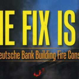 The Fix Is In