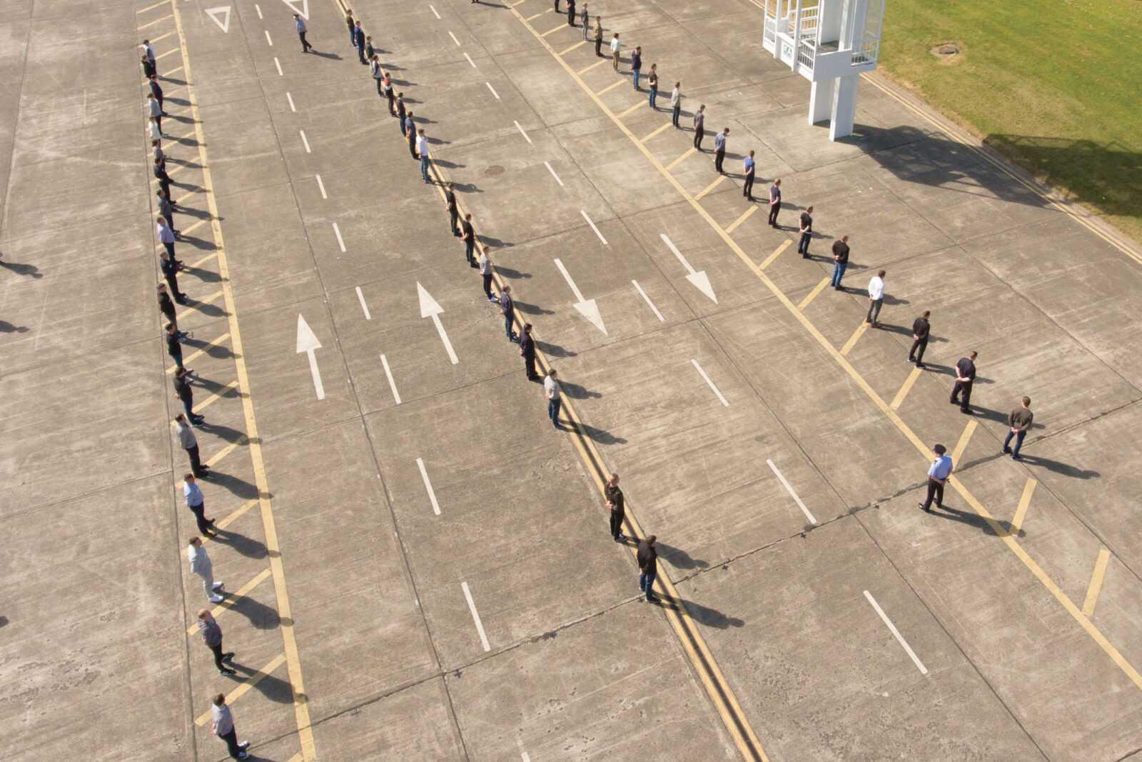 Training in Lockdown
